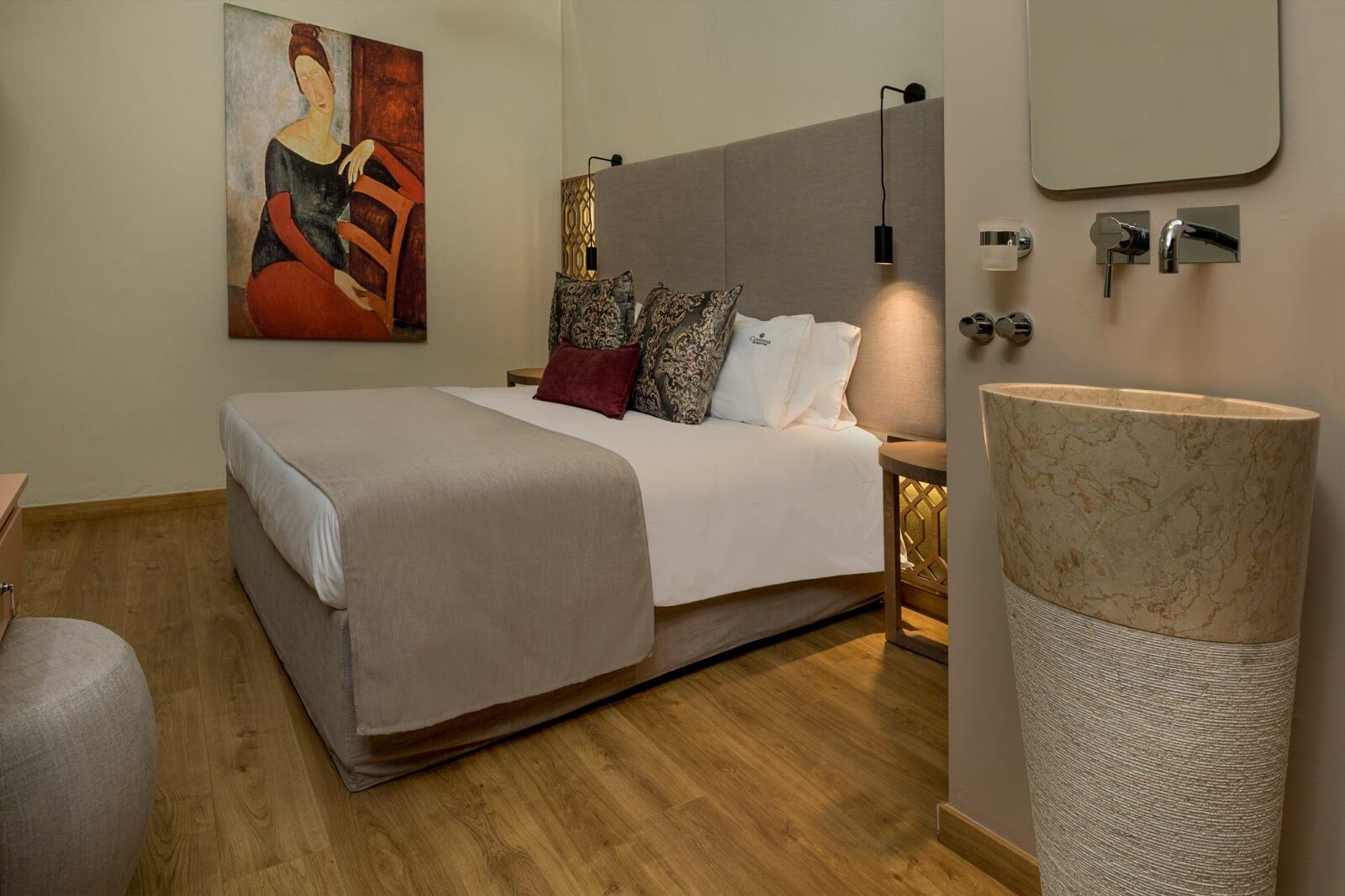 Contessa Boutique Hotel - Double Economy rooms
