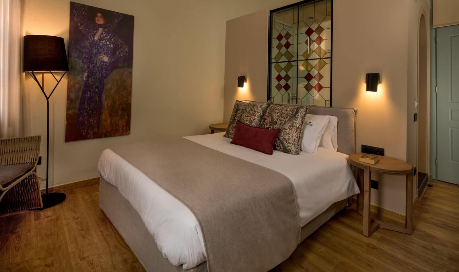 Contessa Hotel Double rooms