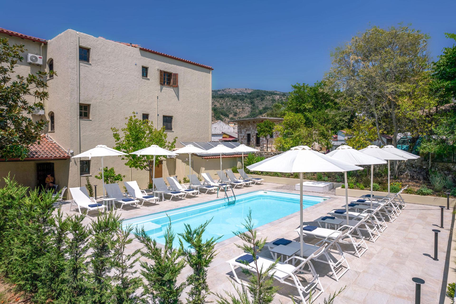Syvota Gardens Hotel
