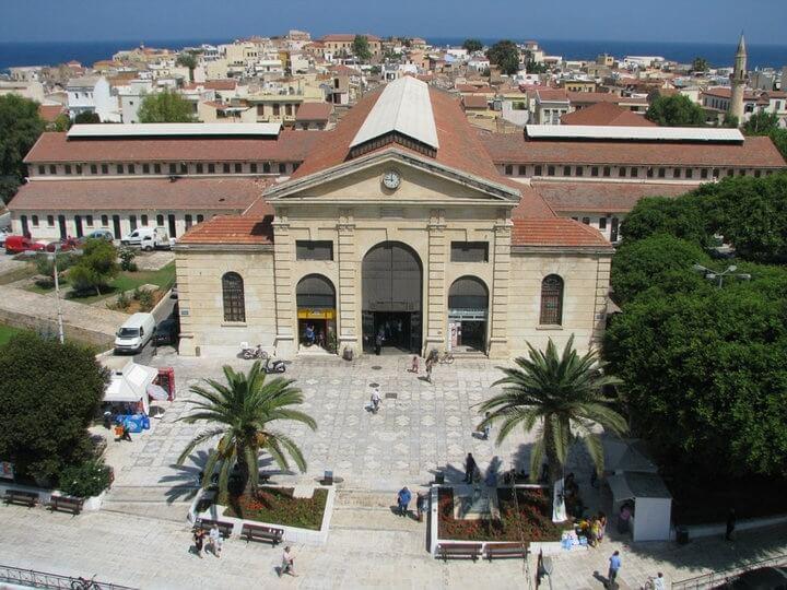 The Chania Municipal Market