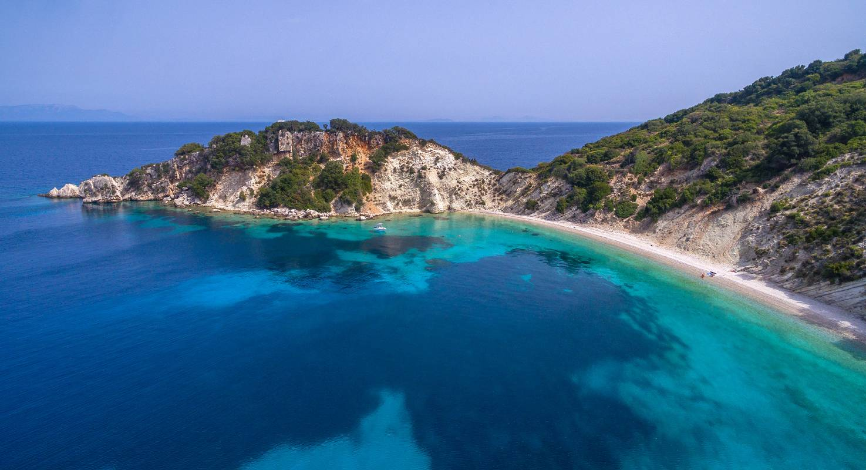 Gidaki Beach - Ithaca Island Greece
