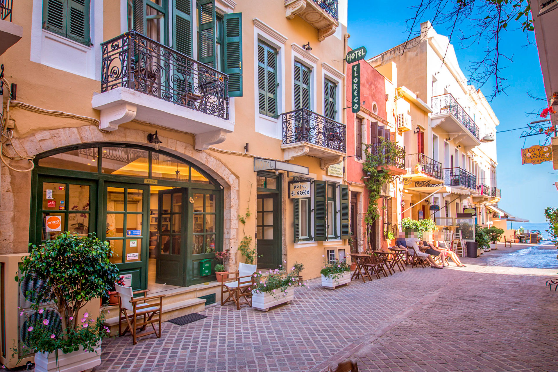 El Greco Hotel - Chania, Crete, Greece