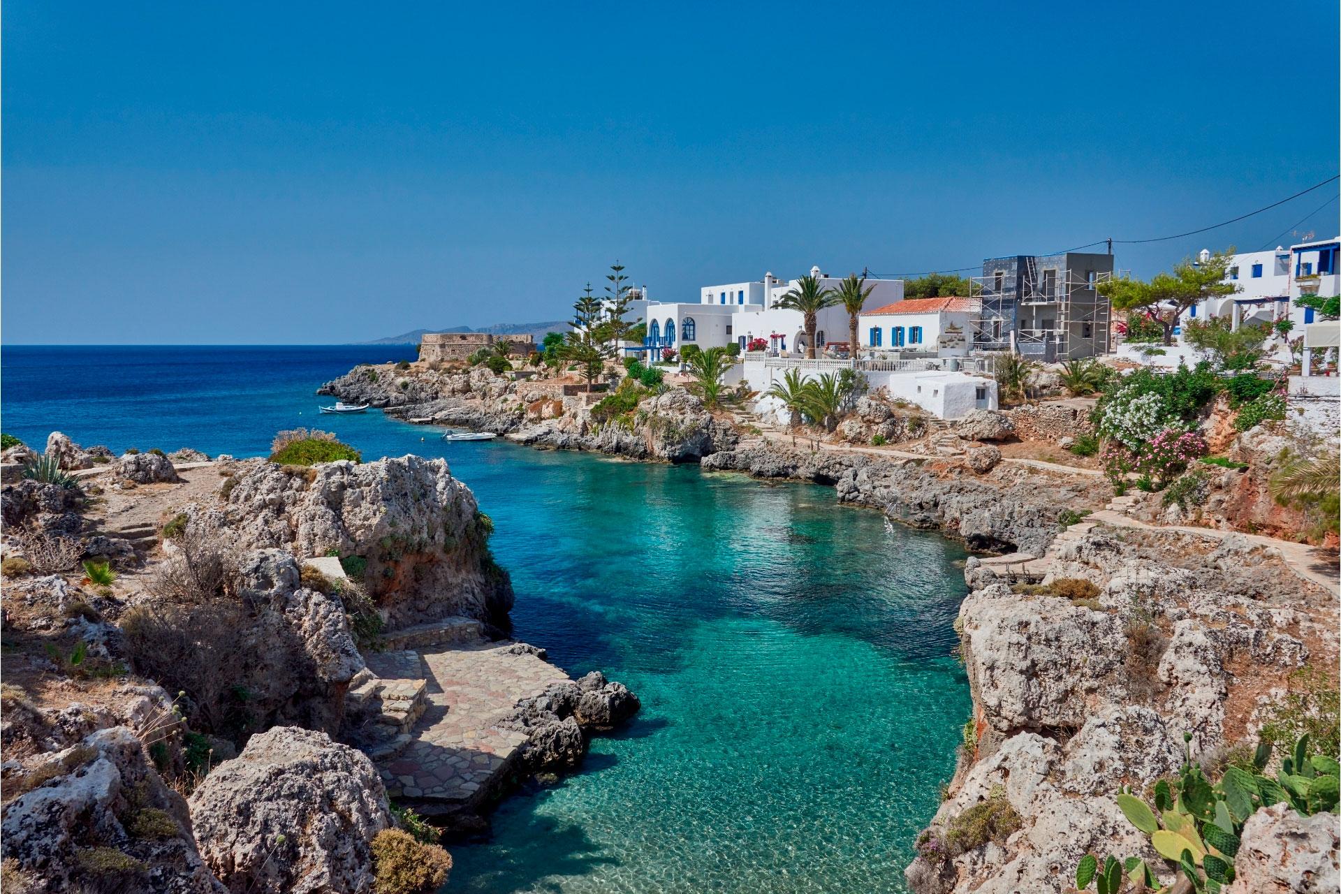 ELG Hotels, Kythera Island, Aviemonas