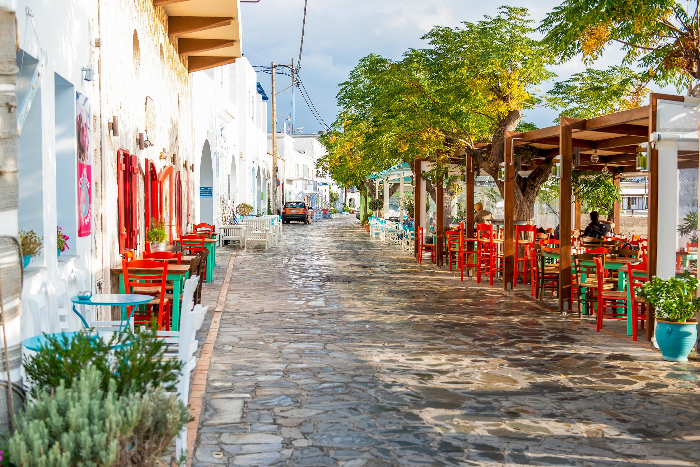 ELG Hotels, Kythera Island