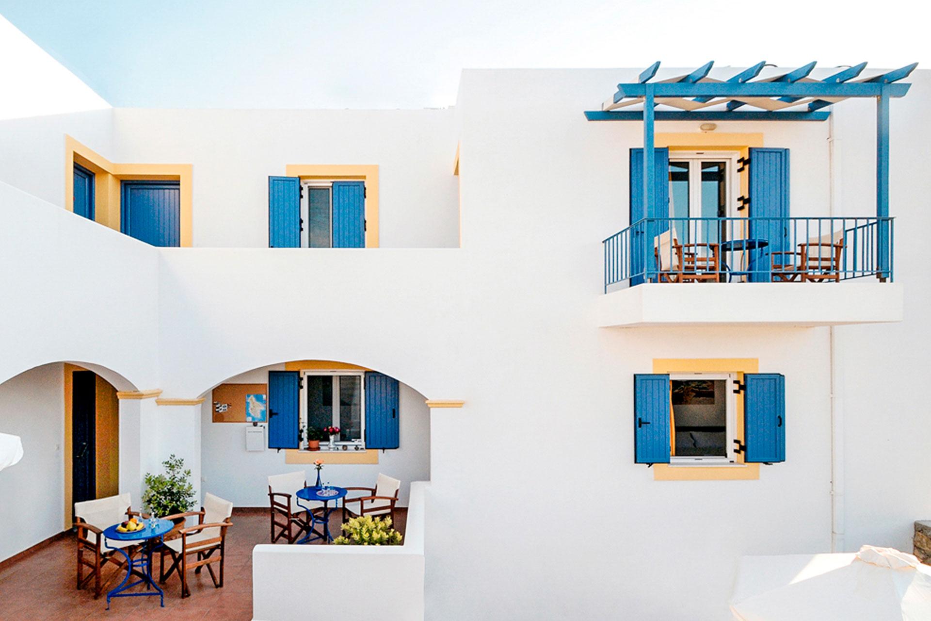 El Greco Hotel - Kythira Golden Sun